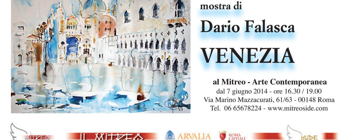 venezia mostra di dario falasca